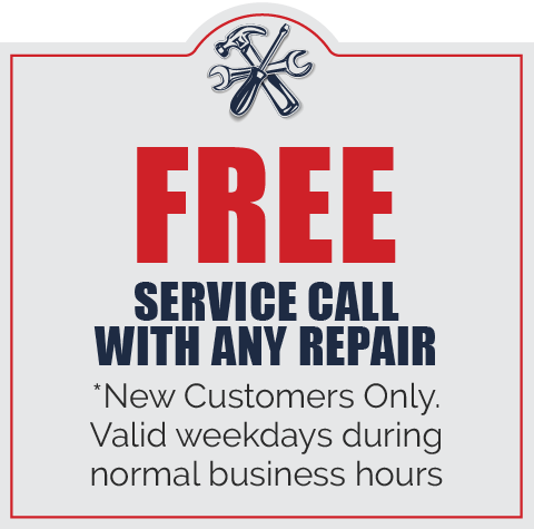 Free Service call with AC repair Sarasota FL