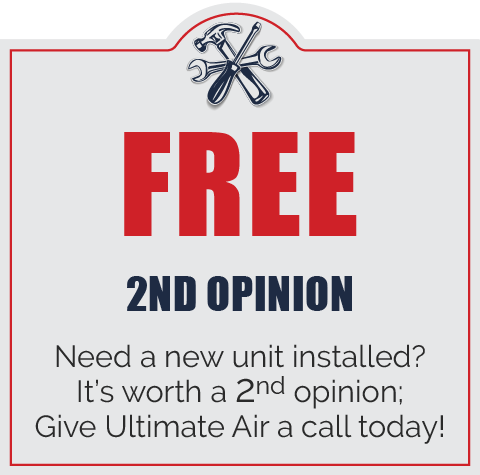 Free second opinion on new air conditioner replacement in Sarasota FL